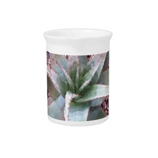 Small agave drink pitcher