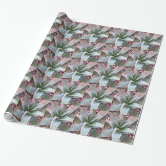 Small agave wrapping paper