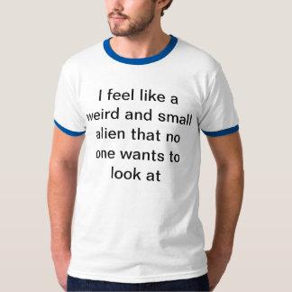 small alien T-Shirt