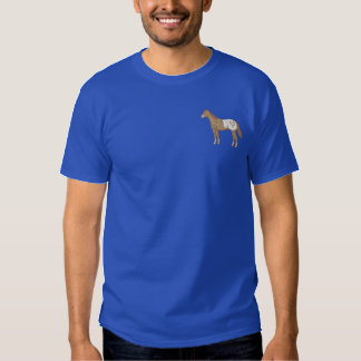 Small Appaloosa Embroidered T-Shirt
