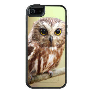 Small Baby Owl (Ontarios) OtterBox iPhone 5/5s/SE Case