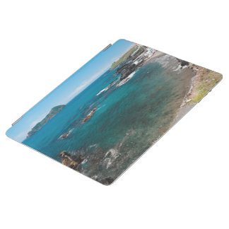 Small bay and islet iPad cover