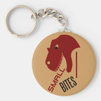 small bites key ring