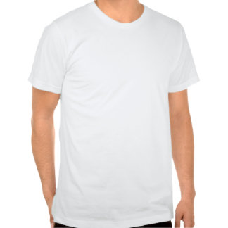 Small Black Air Force Logo with Outline T Shirt