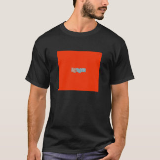 small black t-shirt