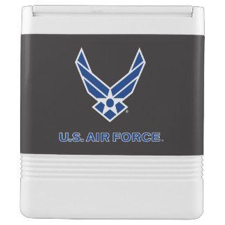 Small Blue Air Force Logo & Name Esky