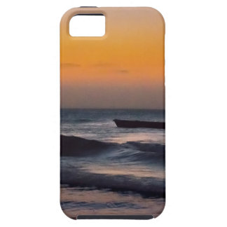 Small Boat at Sea Jericoacoara Brazil iPhone 5 Covers