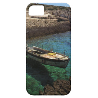 Small boat on sea iPhone 5 covers