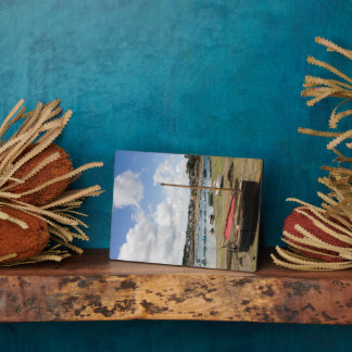 Small Boats | Ploumanac'H, France Photo Plaques
