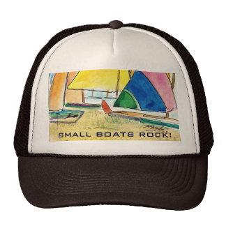 Small Boats Rock - Sailing Hat