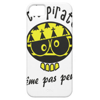 Small Breton Pirate iPhone 5 Cases