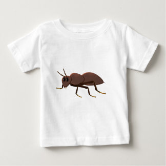 Small brown ant baby T-Shirt