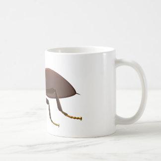 Small brown ant coffee mug