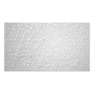 Small Bubble Wrap Texture Business Card