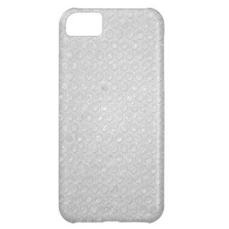 Small Bubble Wrap Texture iPhone 5C Case