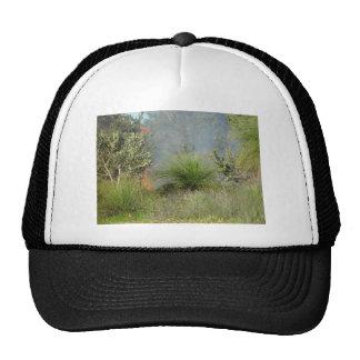 Small Bushfire In Candlewood At Western Australia Trucker Hats