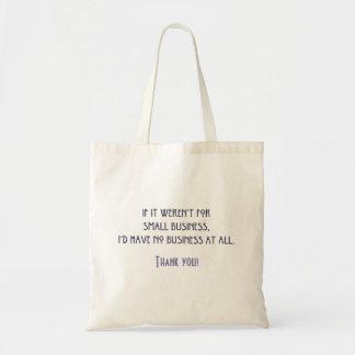 Small Business Promo Bag I