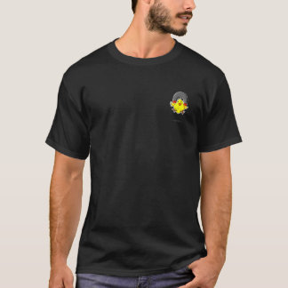 Small Chick Magnet drk T-Shirt