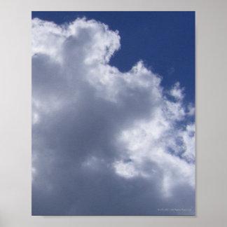 Small Cloudscape Part 3 Print