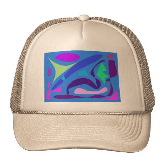 Small Creatures int the Water Trucker Hat
