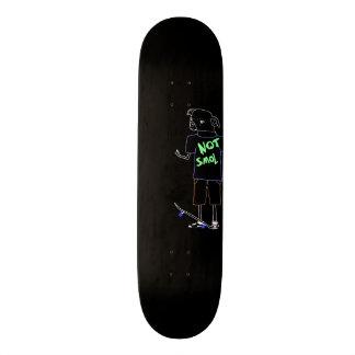Small Doggo 19.7 Cm Skateboard Deck