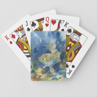 Small Fish 3 Playing Cards