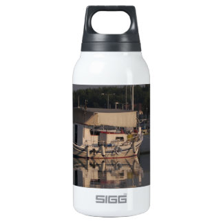 Small Fishing Boat 0.3 Litre Insulated SIGG Thermos Water Bottle