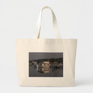 Small Fishing Boat Canvas Bags
