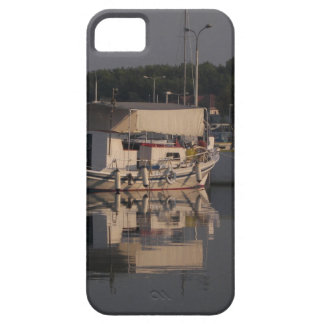Small Fishing Boat Case For The iPhone 5