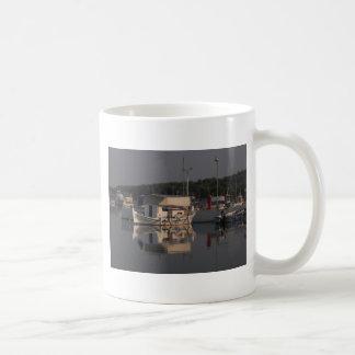 Small Fishing Boat Coffee Mug