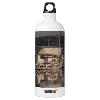 Small Fishing Boat SIGG Traveller 1.0L Water Bottle