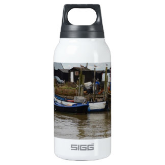 Small Fishing Boats 0.3L Insulated SIGG Thermos Water Bottle
