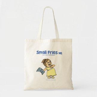 Small Fries HQ Angela Tote Bag