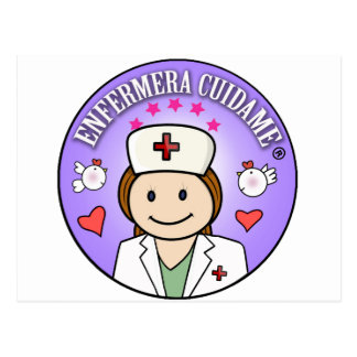 Small gifts for Nurses Nurse Take care of to me Postcard