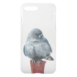 Small grey bird iPhone 8 plus/7 plus case