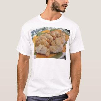 Small homemade salty croissants stuffed T-Shirt