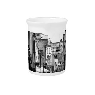 Small Hours Beverage Pitcher