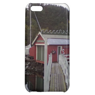 small house and sea jpg iPhone 5C case