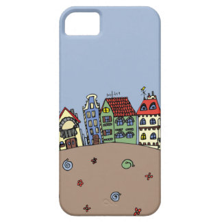 Small houses mountain iPhone 5 covers