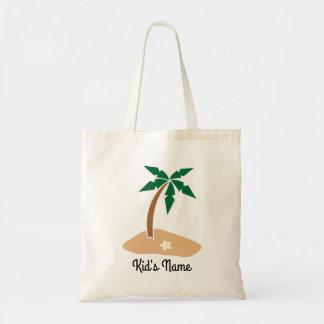 Small Island Tote Bag