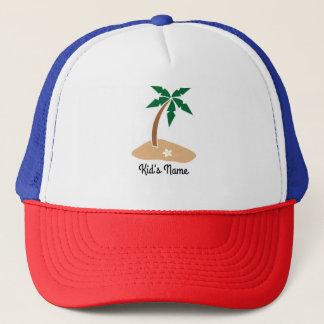 Small Island Trucker Hat