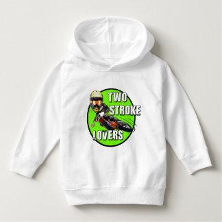 Small kids Hoodie (TwoStrokeLovers logo)