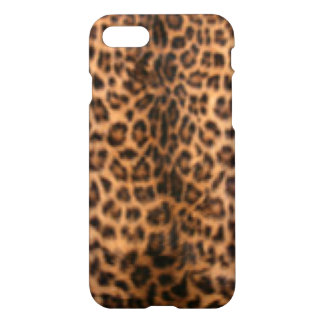 Small leopard print iPhone 8/7 case