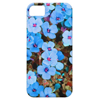 Small Lite Blue Flowers iPhone 5 Covers