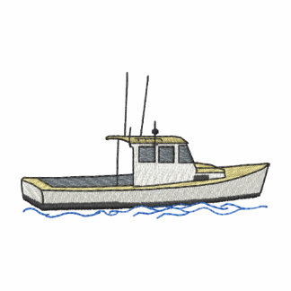 Small Lobster Boat