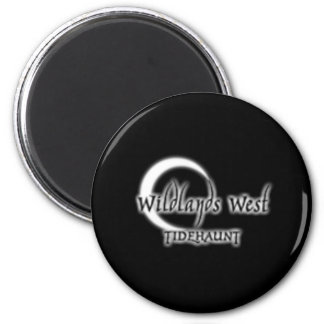 Small Logo 6 Cm Round Magnet