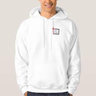 Small Logo With Verse Hoodie