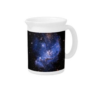 Small Magellanic Cloud Beverage Pitcher