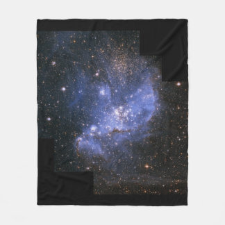 Small_magellanic_cloud Fleece Blanket