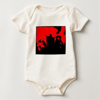 Small Marie - François City Baby Bodysuit